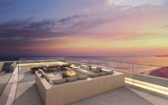 画像: プライベートな海が目の前に広がり、「海」と「月」を楽しめる2棟のコンセプトヴィラ