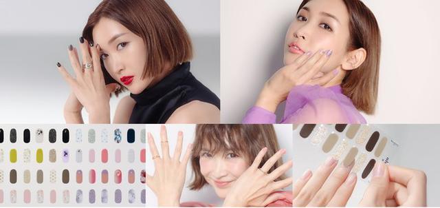 画像1: 紗栄子さんがひとり5変化に挑戦!