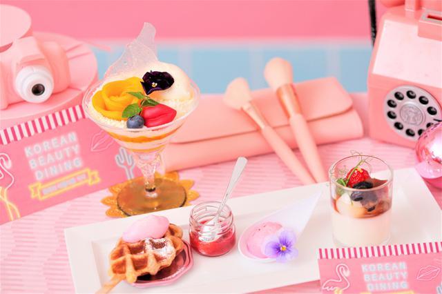 """画像4: """"おしゃれでかわいい""""韓国の「今」を体感できる料理・スイーツ・空間が楽しめるイベント『KOREAN BEAUTY DINING』開催"""
