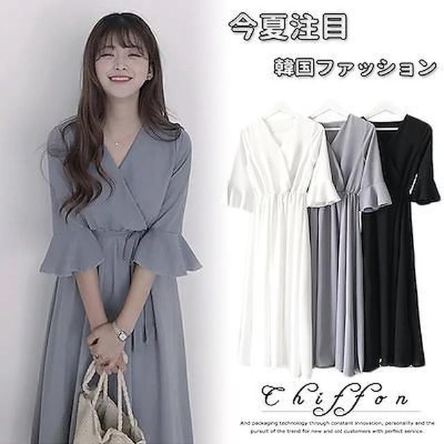 画像: [Qoo10] 大人気 韓国ファッション NEW追加カシ... : レディース服