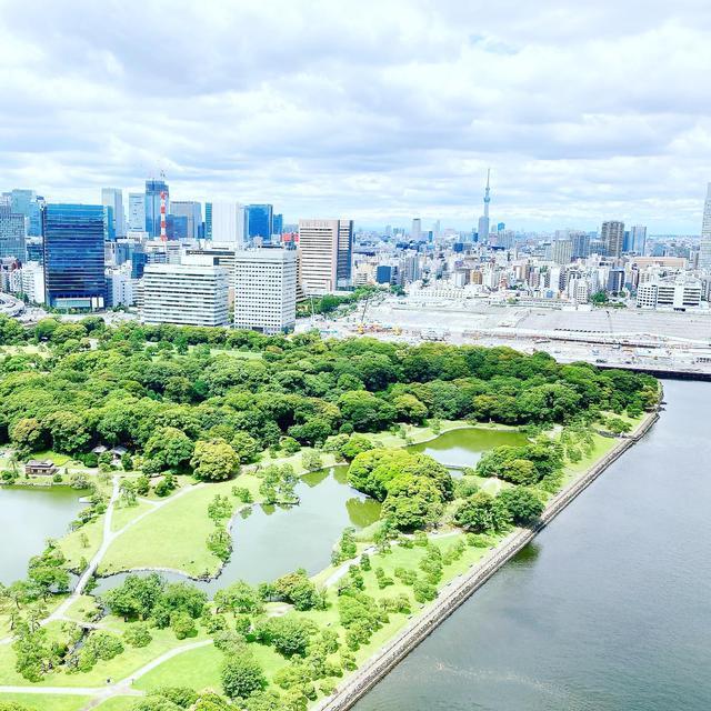 画像1: TOKYOの景色を独り占め!メズム東京は客室も素敵♡