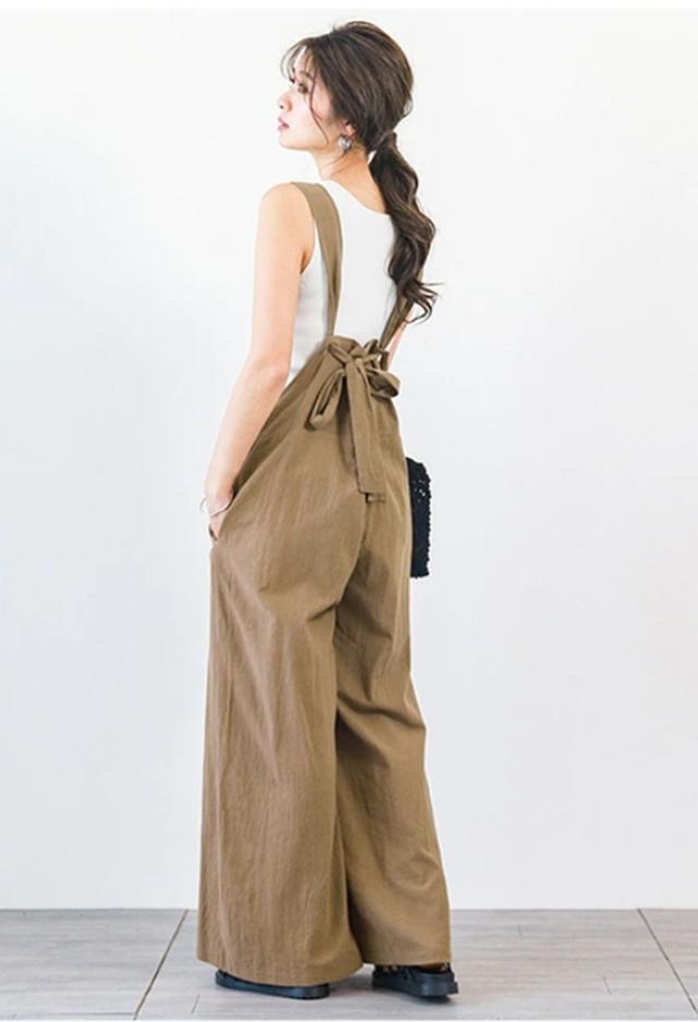 画像3: Qoo10 Fashion Trend&Ranking 【サロペット】