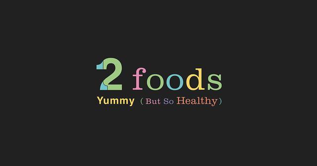 画像: 2foods(トゥーフーズ) ジャンクな刺激とヘルシーな食、その2つを手にする新しいフードスタイル