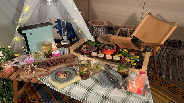 画像5: 【試飲/試食レポ】「UCCドリップポッド」×「PRINCESS Table Grill」シリーズコラボ体験会♡
