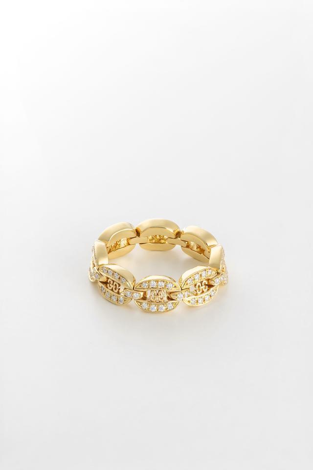 画像: CL RING YG WITH DIAMOND