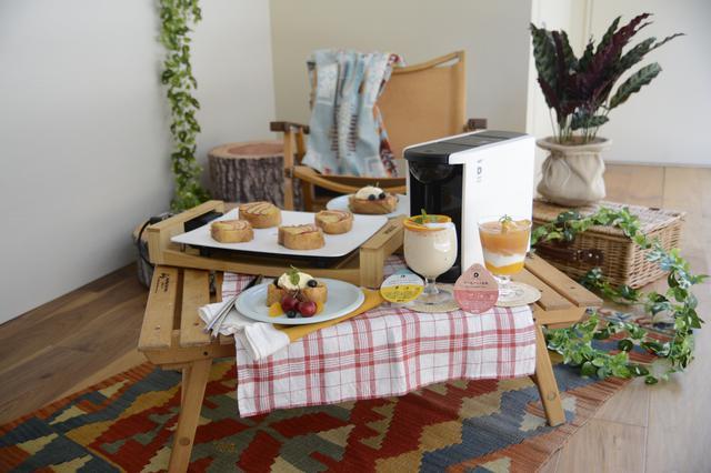 画像3: 【試飲/試食レポ】「UCCドリップポッド」×「PRINCESS Table Grill」シリーズコラボ体験会♡