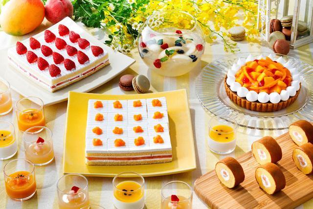 画像1: 魅惑のトロピカルフルーツがスイーツに大変身!オリジナルマンゴーパフェもお好きなだけ。