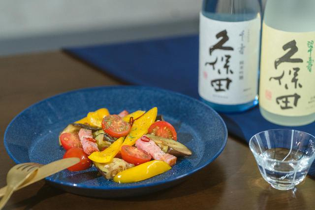 画像: 夏酒に合う夏野菜のレシピ