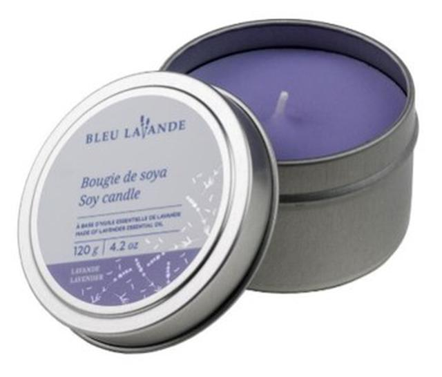 画像2: カナダ生まれの天然ラベンダーコスメブランド「BLEU LAVANDE」より、大豆由来の植物性ワックスを100%使用した「ラベンダー ソイキャンドル」が新発売!