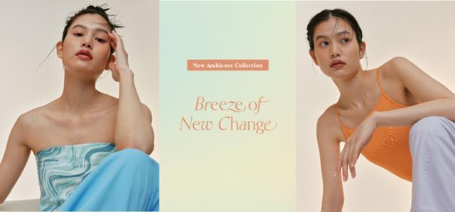 画像1: メイクアップブランド「hince」から、夏の目元を彩るカラーアイライナー&マスカラが登場!