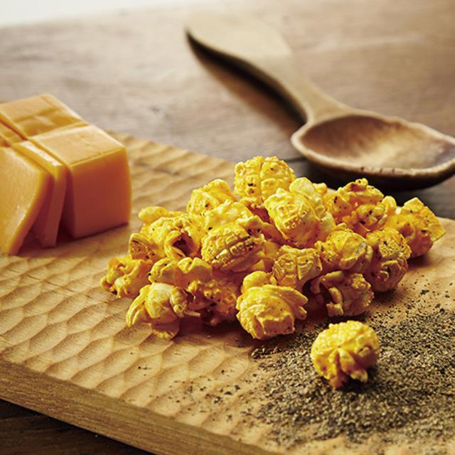 画像: ピリッとしたブラックペッパーの刺激がチーズのコクをより一層引き立てる大人レシピ! 「ブラックペッパー チーズコーン」