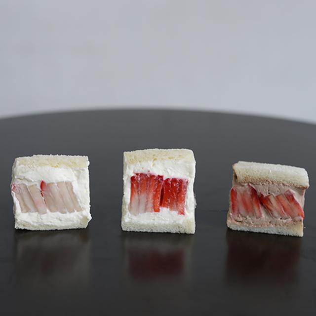 画像2: カスタマイズ可能なフルーツサンド