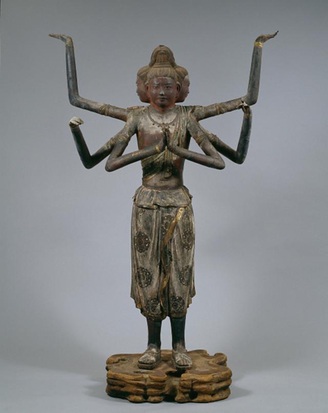 画像: 興福寺 阿修羅像