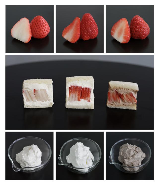 画像1: カスタマイズ可能なフルーツサンド
