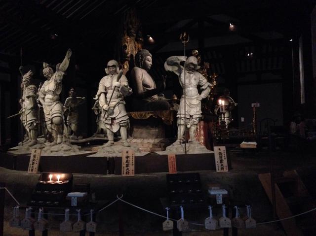 画像: 新薬師寺 十二神将
