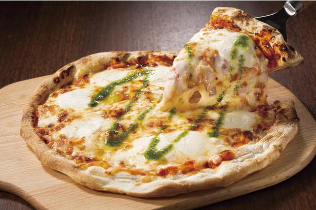 画像: 【直径約24cmの大満足サイズが超お得!】マルゲリータピザ