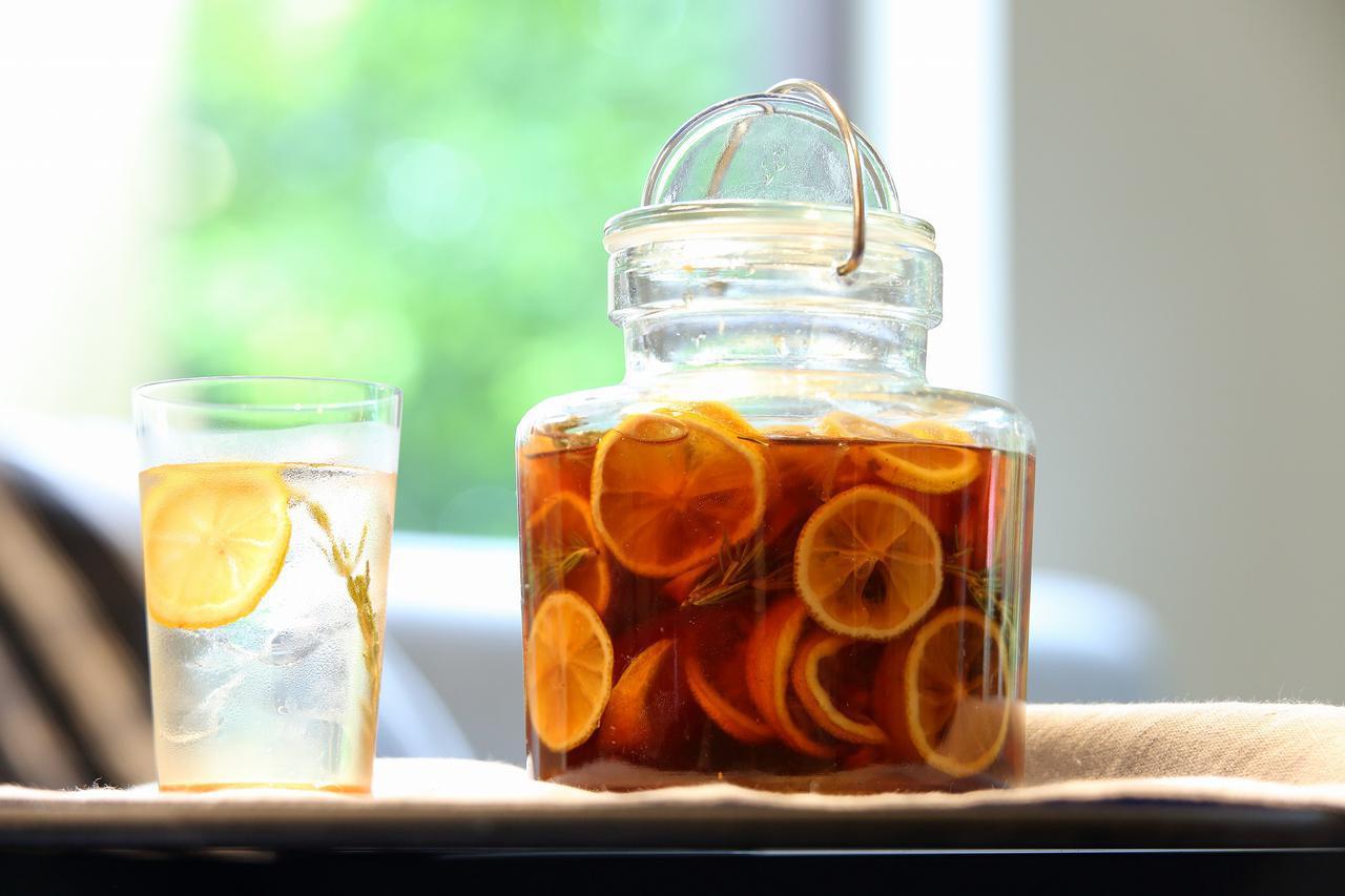 画像: 《オリジナルレシピ②》 「発酵レモンシロップ」