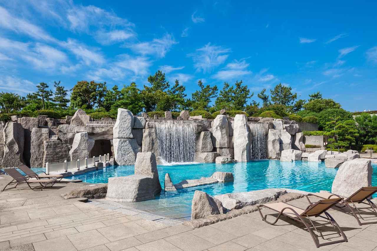 画像8: 【レポ】「シェラトン・グランデ・トーキョーベイ・ホテル」のガーデンプールが今年もオープン!