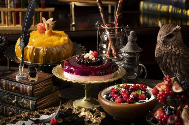 画像: 『マーブル学園のバースデーケーキ』、『ラズベリー・ウィザード』&『魔法の壺』