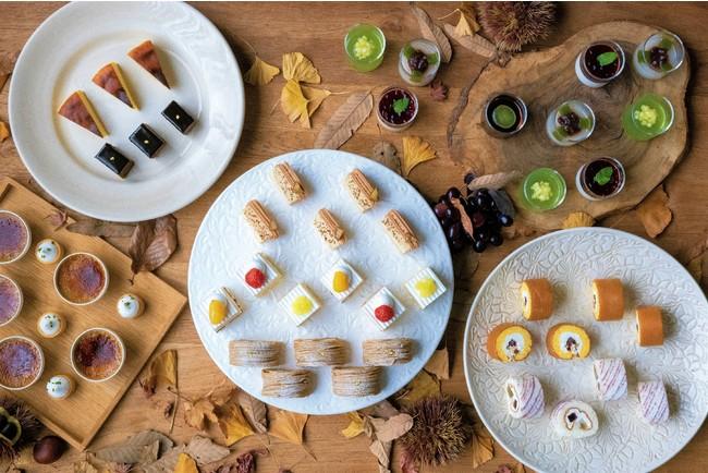 画像: 秋の味覚といえば「栗」!たっぷりの栗を使ったスイーツで栗拾い気分を満喫