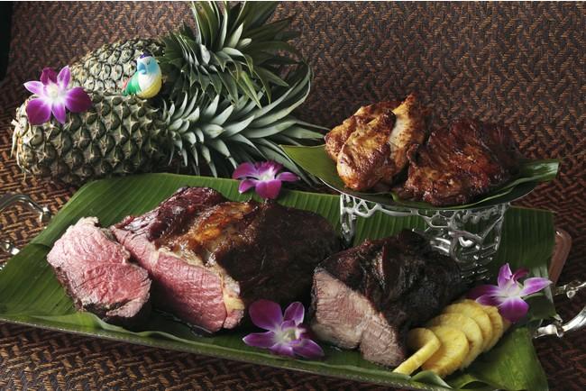 画像4: 行きたくても行けないハワイを、ホテルビュッフェで心ゆくまで味わって