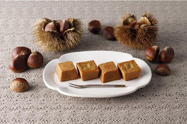 画像2: 資生堂パーラーの季節チーズケーキ♪『秋のチーズケーキ(マロン)』限定発売