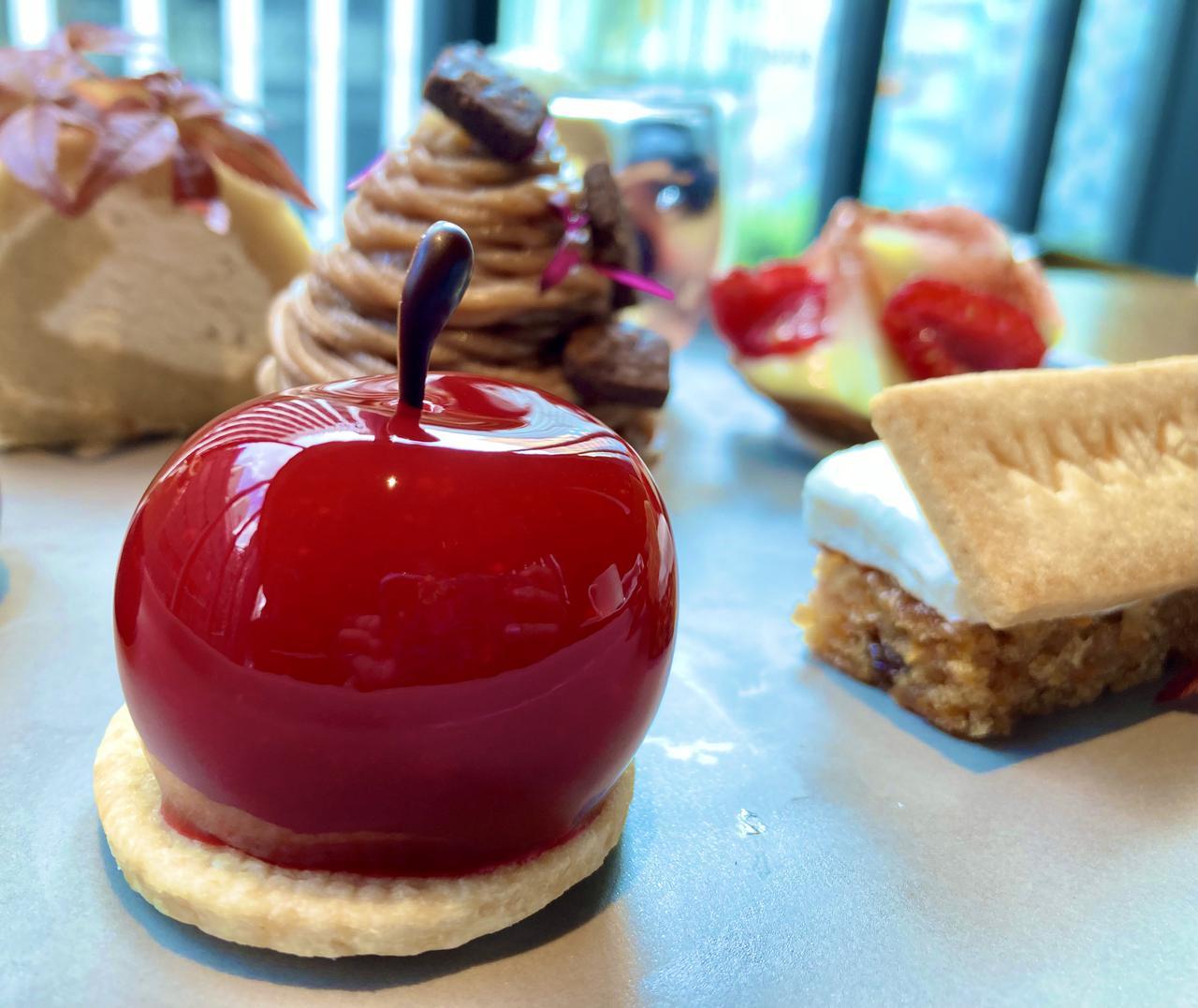 画像5: 美食の秋を堪能する6種のヴィーガンケーキたち