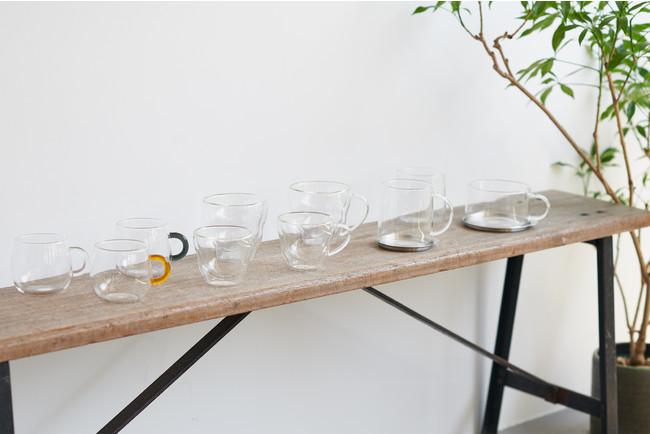 画像: KEYUCAよりオリジナル耐熱ガラス新商品が続々登場!