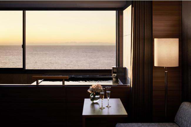 画像4: 極上の夕陽に出会う秋の宿泊プラン「Shirahama Sunset Stay」