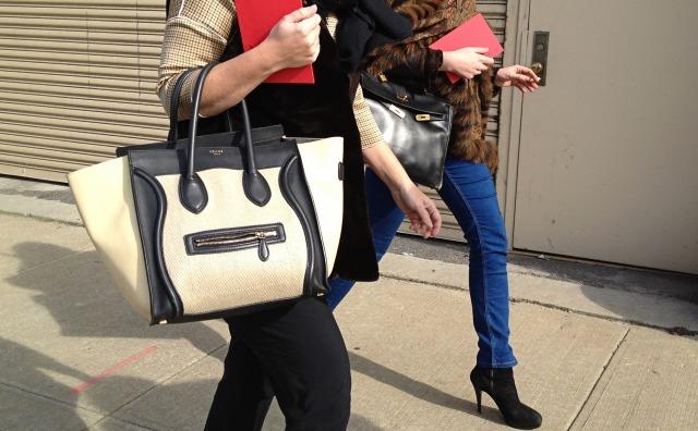 画像: 今すぐ欲しい!セリーヌのラゲージ。女性たちを魅了する愛されバッグを徹底解剖