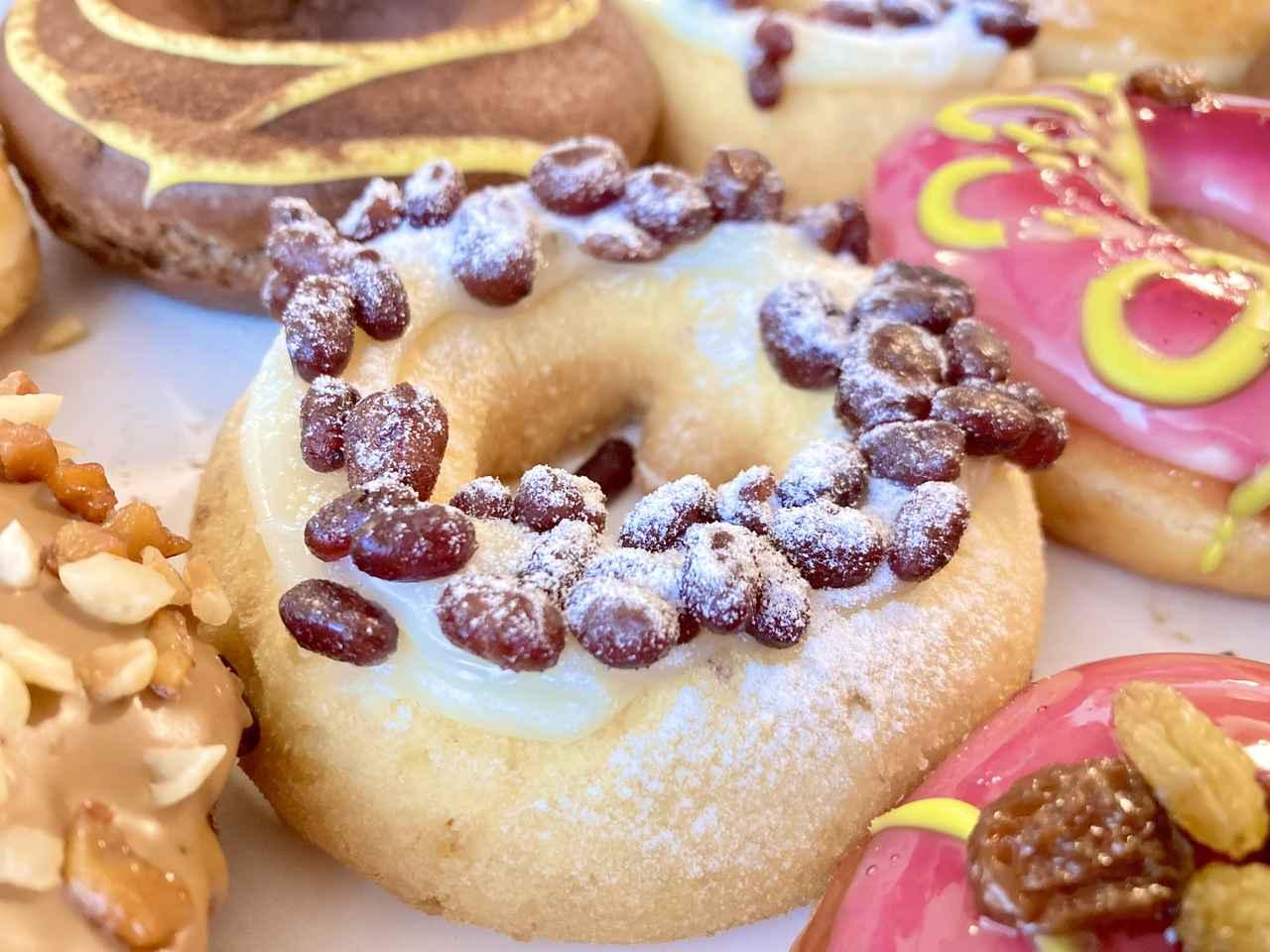 画像2: 【試食レポ】今年の秋は、4つの味と4つの食感!クリスピー・クリーム・ドーナツの新作4種を食べ比べ♡♡♡