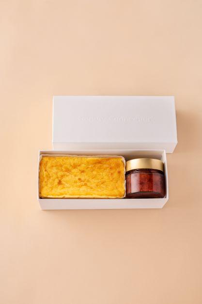 画像: オンラインショップ限定「テリーヌチーズケーキ」が新登場