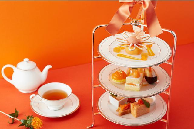 画像20: 【試食レポ】「グランドニッコー東京 台場」の『マリーゴールドオレンジ アフタヌーンティーセット』
