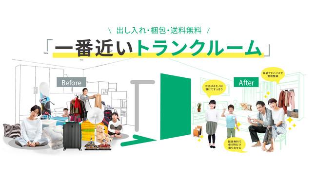 画像3: 【エアトランク】「整理収納オンラインサービス」サービス提供開始