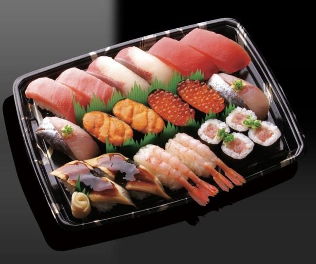 画像: 「foodpanda」から新鮮でおいしい江戸前すしが手頃な価格で注文可能に!