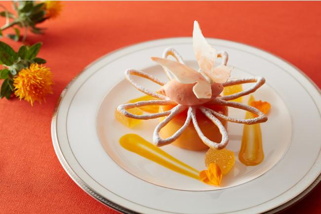 画像1: 【試食レポ】「グランドニッコー東京 台場」の『マリーゴールドオレンジ アフタヌーンティーセット』