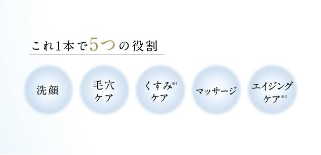 画像3: 30~40代向け化粧品ブランドAWTEM(オーテ)から、朝用洗顔ジェル「クリアジェルウォッシュ」が新登場!