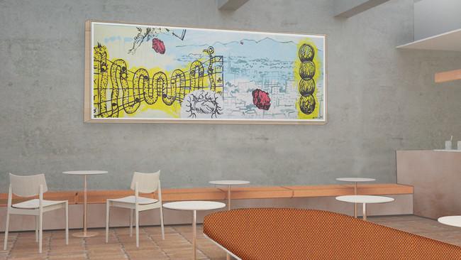 画像: ブルーボトルコーヒー 白井屋カフェ オープン