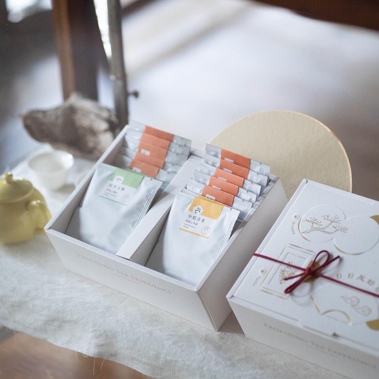 画像: Wolf Tea | 台湾 | 台湾茶ティーバッグセット(3,320 円〜) 産地や季節ごとの美味しさを大切に、製茶職人が丁寧に作り上げている台湾茶。 様々な台湾茶を試すことができるセットは、台湾茶をはじめてみたい方にもぴったり。 洗練されたパッケージでギフトとしても人気。 jp.pinkoi.com