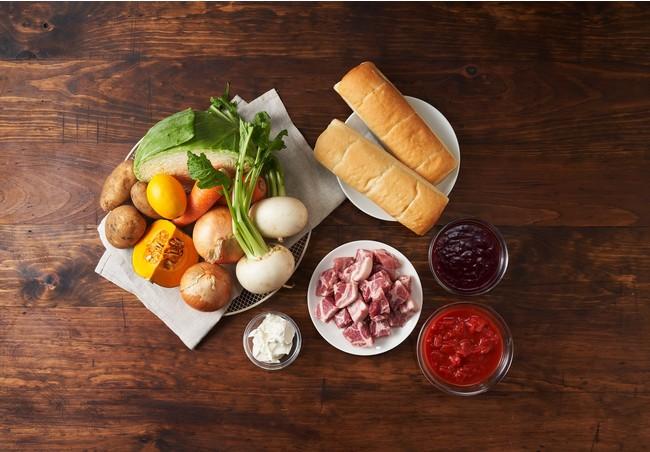 画像1: おうちにいながら手軽に世界のごちそう鍋を食べ比べ!