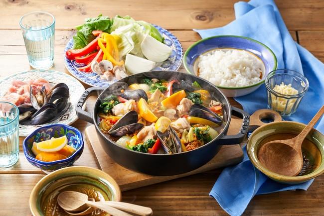 画像: おうちにいながら海外旅行!?お取り寄せで手軽に楽しむ「世界のごちそう鍋」8ヵ国をイメージした鍋セットを販売スタート!