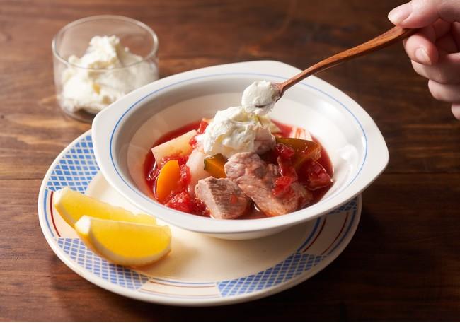 画像2: おうちにいながら手軽に世界のごちそう鍋を食べ比べ!