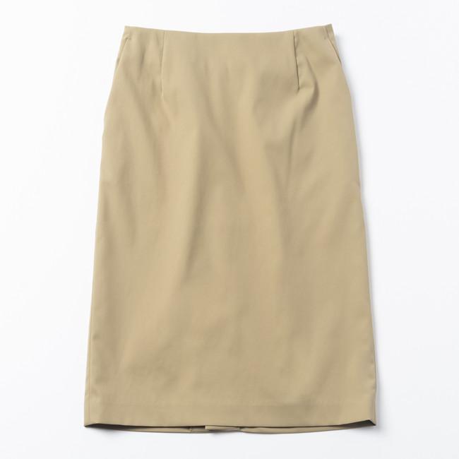 画像9: レディース新商品「3WAYシャツワンピースコート」「ちょっと長めのワークスカート」販売スタート!