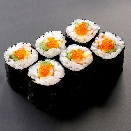 画像2: 見た目華やか、栄養価も高い完熟アボカドの寿司・弁当が新発売