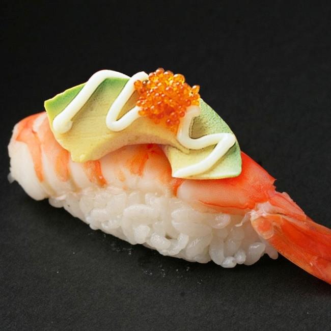 画像3: 見た目華やか、栄養価も高い完熟アボカドの寿司・弁当が新発売