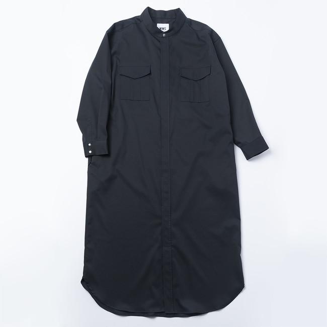 画像5: レディース新商品「3WAYシャツワンピースコート」「ちょっと長めのワークスカート」販売スタート!