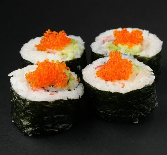 画像7: 見た目華やか、栄養価も高い完熟アボカドの寿司・弁当が新発売
