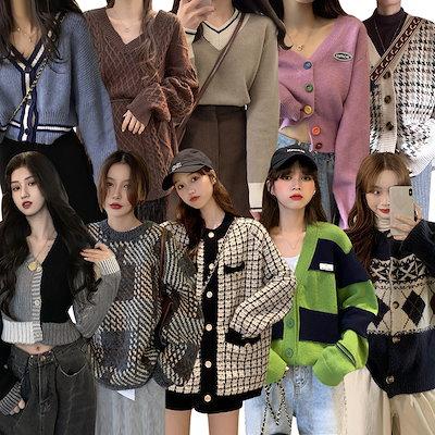 画像: [Qoo10] ニット セーター : レディース服