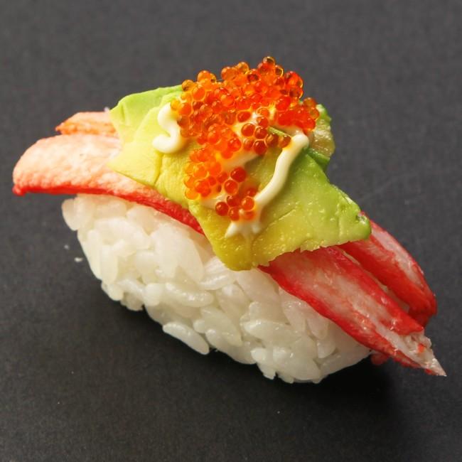 画像4: 見た目華やか、栄養価も高い完熟アボカドの寿司・弁当が新発売
