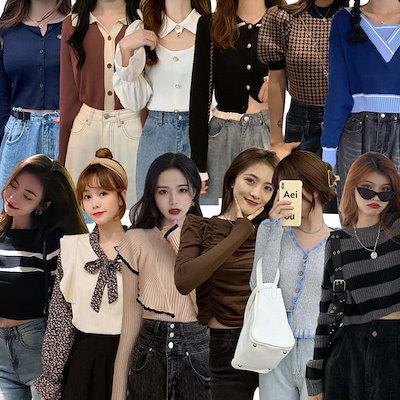 画像: [Qoo10] 今だけ圧倒的販売トップス 韓国ファッショ... : レディース服